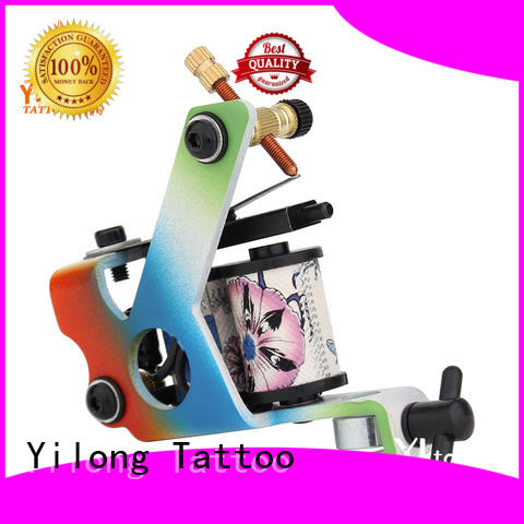 Yilong entry coil tattoo machine manufacturers for tattoo