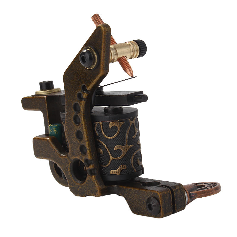 Yilong High Quality Professional Tattoo Coil Machines Latest Design Coils Tattoo Making Machines