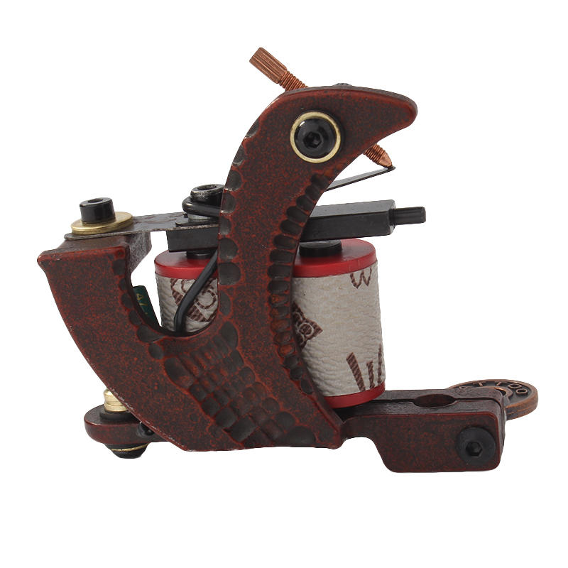 Yilong Professional Tattoo Coil Machines Hot Sale Design Coils Tattoo Making Machines