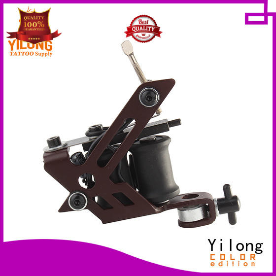 Yilong Custom latest tattoo machine manufacturers for tattoo