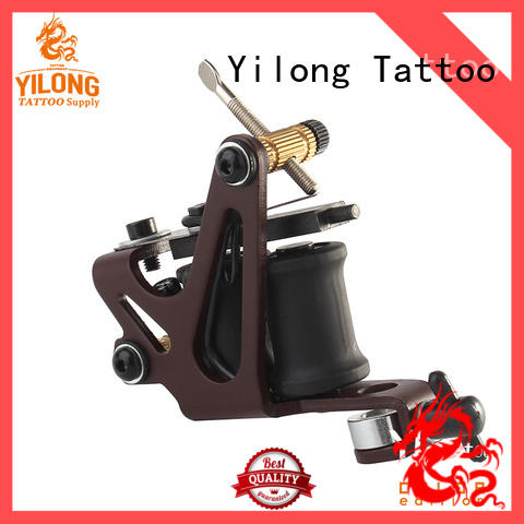 Yilong love simple tattoo machine suppliers for tattoo