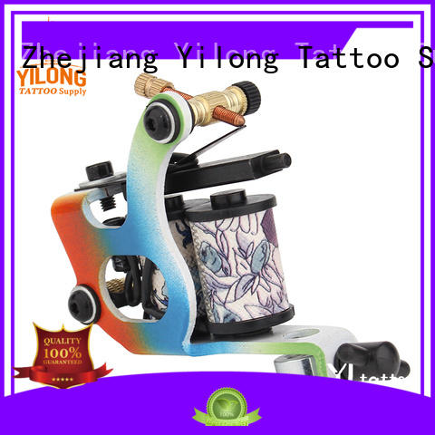 Yilong wrap tattoo kit machine factory for tattoo