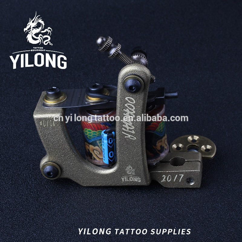 2018 Pure Copper Tattoo Machines