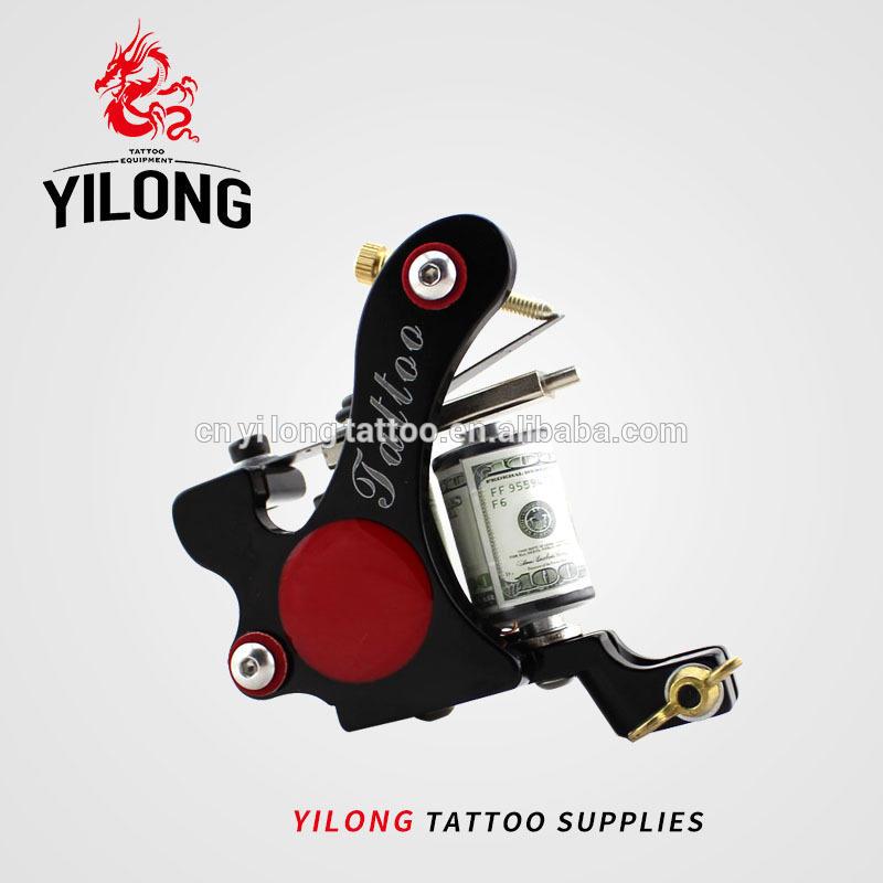 YILONG Professional Red SUN Tattoo Coil Machine