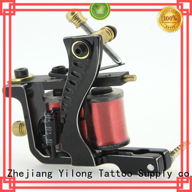 Yilong Custom hybrid tattoo machine factory for tattoo