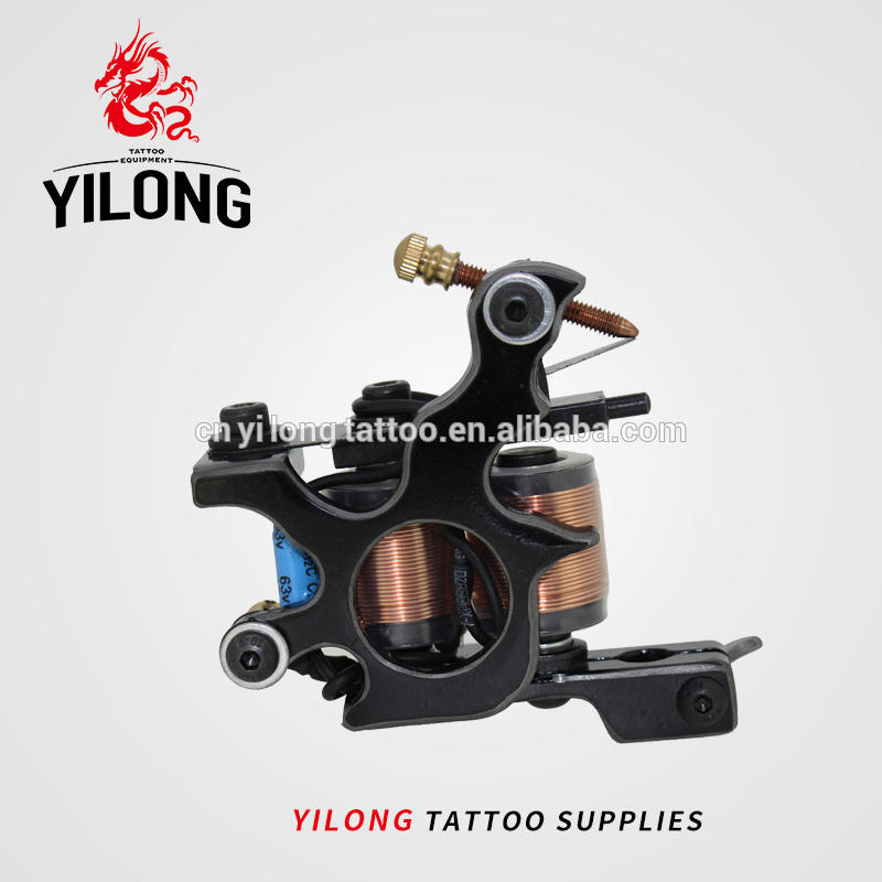Yilong Professional Steel Wire Cutting Frame Tattoo Machines