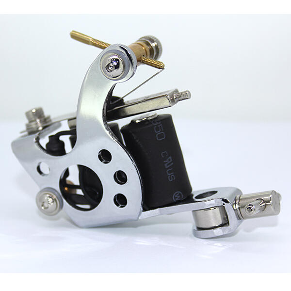 Yilong Wholesale Professional Steel Wire Cutting Frame Tattoo Coil Machines Machine Gun Liner & Shader