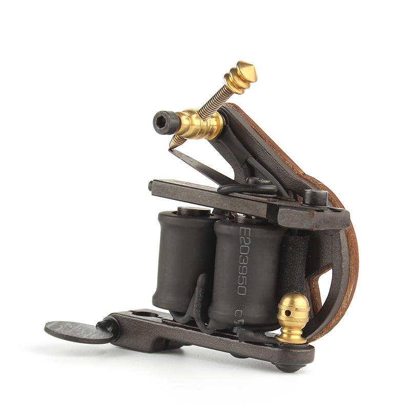 Yilong Hot Sale Top Quality Coil Tattoo Machine Steel wire cutting frame