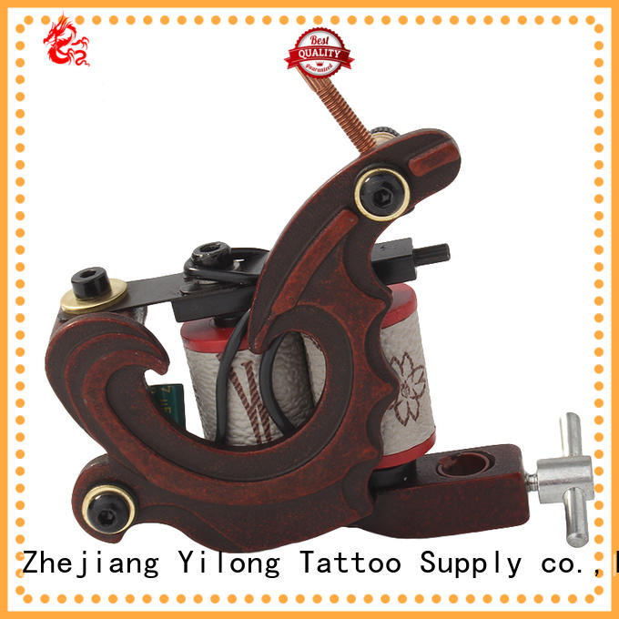 Yilong lightweight tattoos machine suppliers for tattoo machine