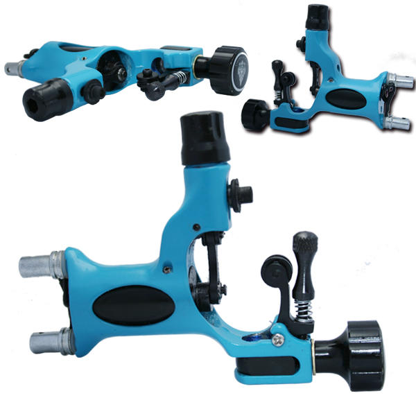YILONG High Quality Rotary Tattoo Machine Space Aluminum Professional Tattoo Gun For Tattooing