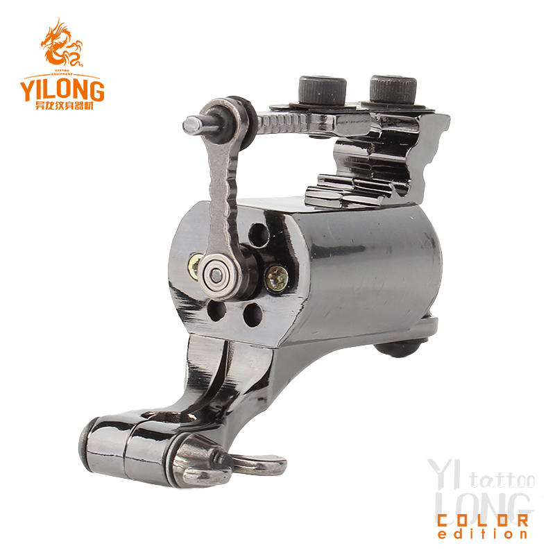 Yilong Wholesale Professional Tattoo Supply rotary tattoo machine for tattoo Using Electric MotorGun