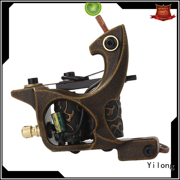Yilong Latest professional coil tattoo machines manufacturers for tattoo