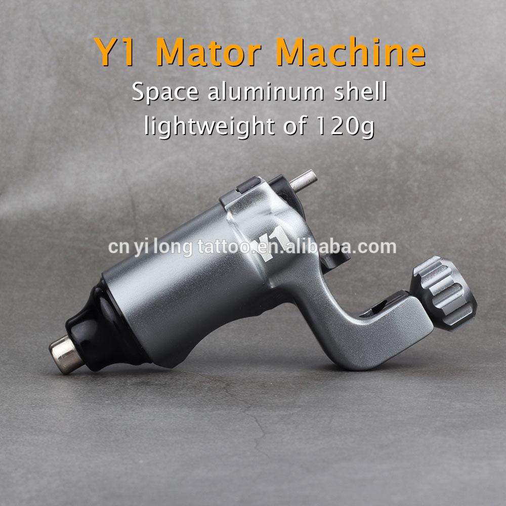 YILONG 2018 Y1 Rotary Tattoo Machine Tattoo Gun digital pen cheap Machine