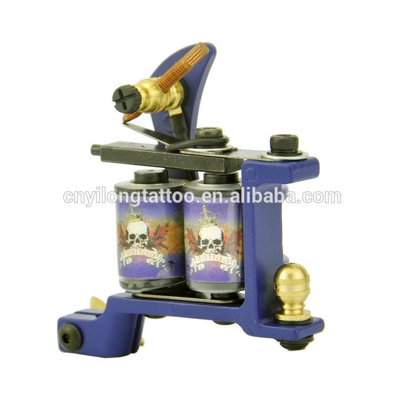 Yilong Brand Factory Tattoo Machine Professional Coiling Machine Tattoo