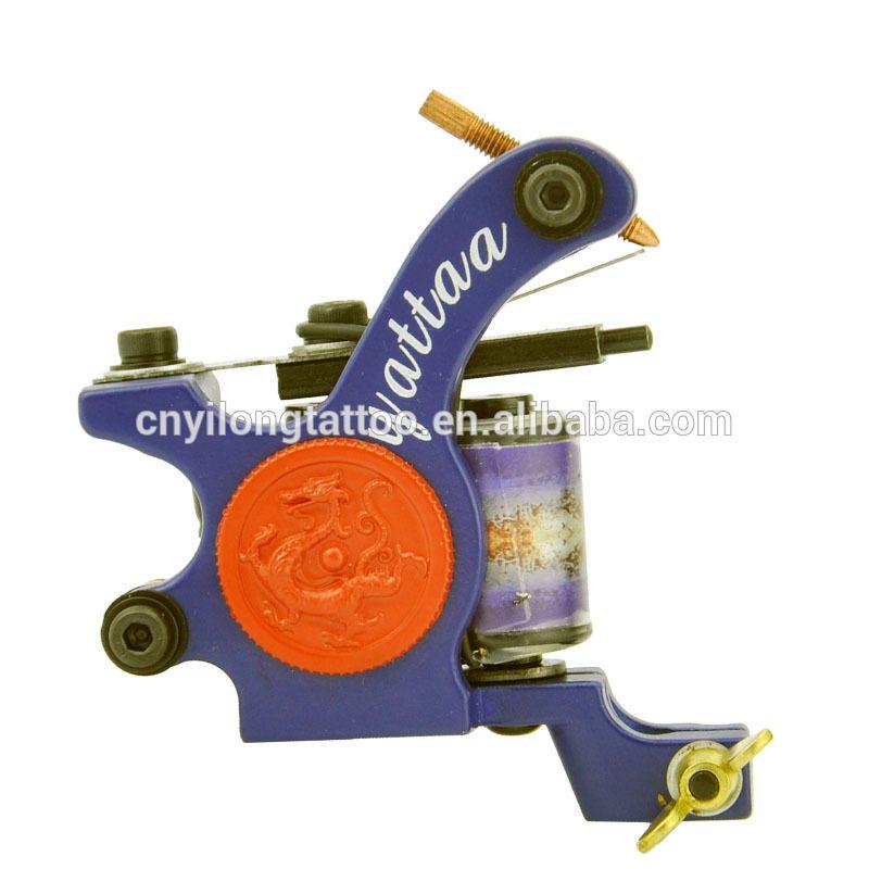 Yilong High Quality ProfessionalCoil Machine Dragon tattoo machine