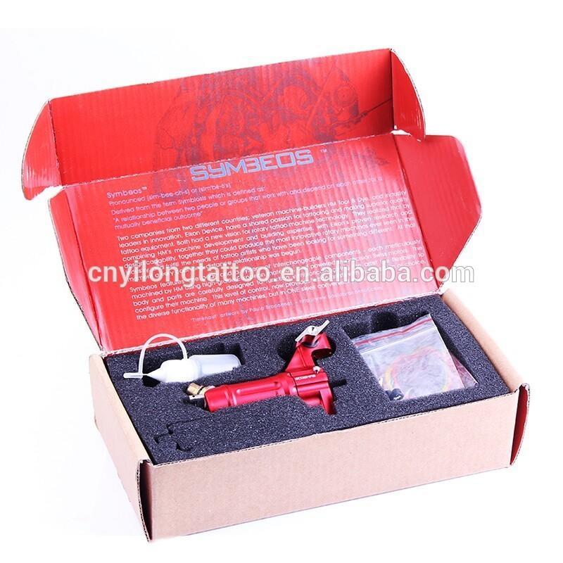 YILONG tattoo artist professional tattoo machine motor imported red machine