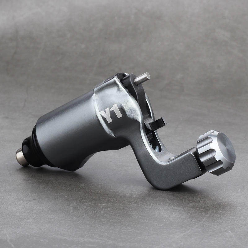 YILONG New Professional gray Color Rotary Tattoo Machine For Shader & Liner Tattoo Machine Gun