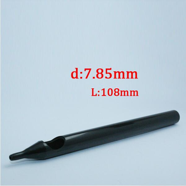 Premium Disposable Black Long Tip