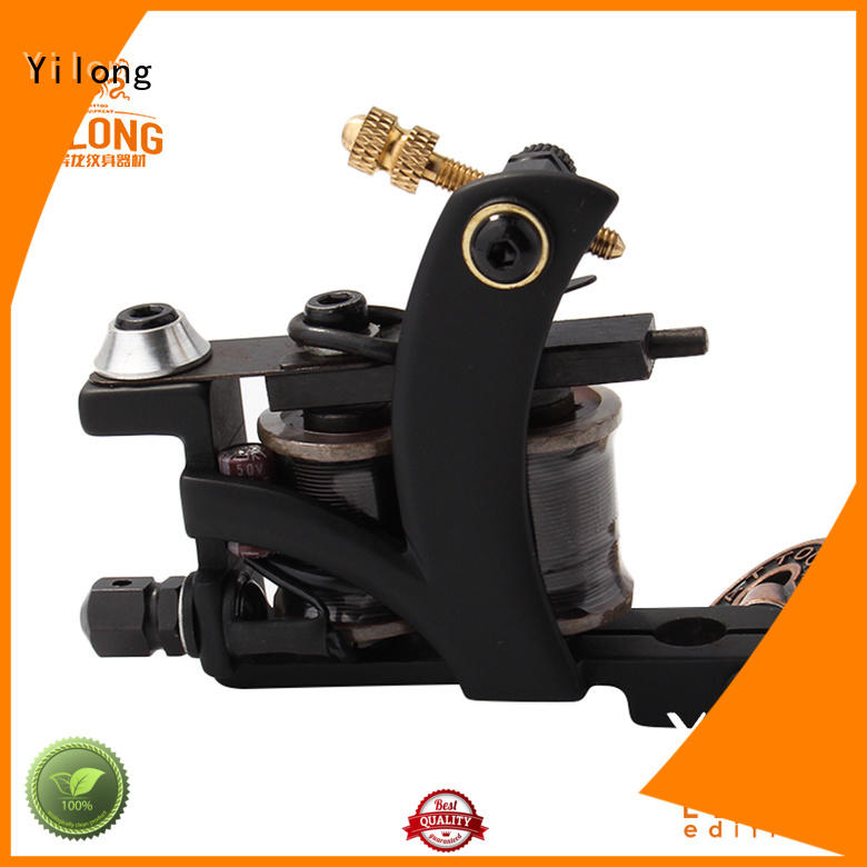 Yilong High-quality top coil tattoo machines suppliers for tattoo machine