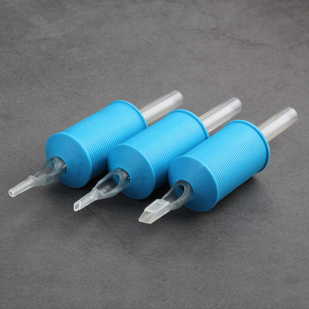 Yilong Silicone 25mm Disposable Tattoo Machine Grip 1000083