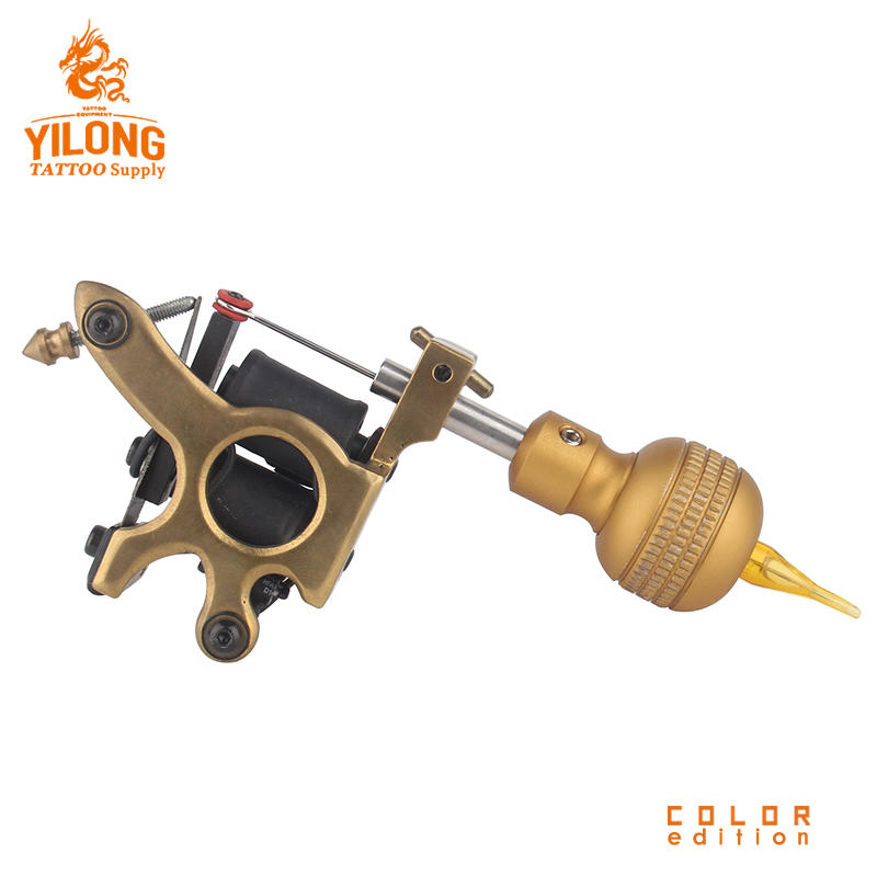Yilong Tattoo Aluminum alloy Grip 35mmtwist grip self-locking grip