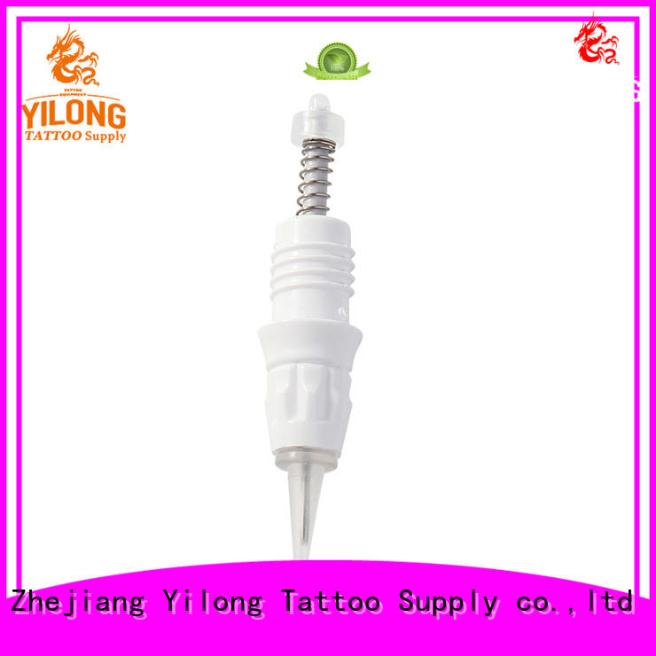 Yilong eyebrow needles factory for granular fog eyebrows