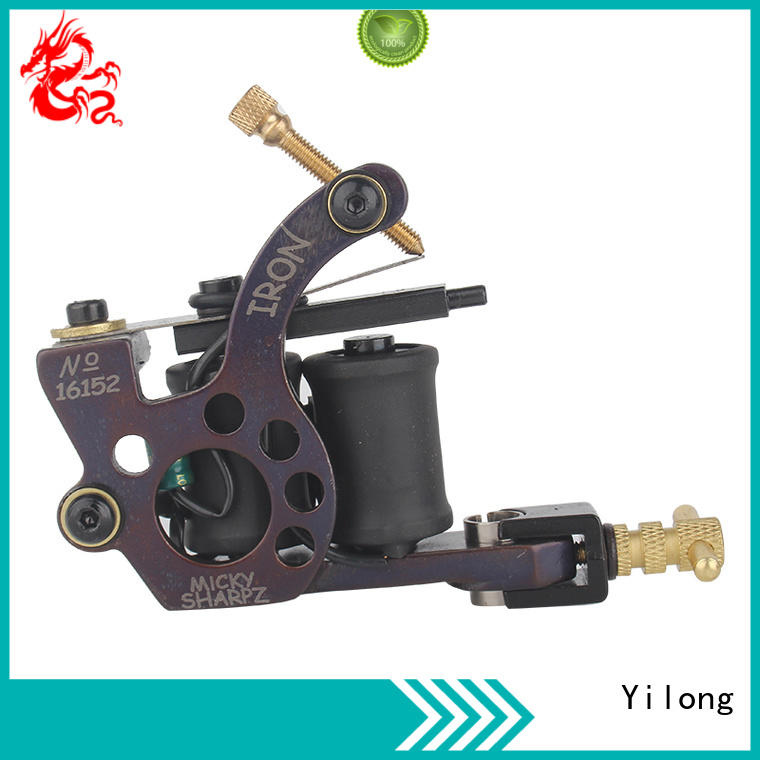 Yilong Latest gun tattoo machine suppliers for tattoo machine