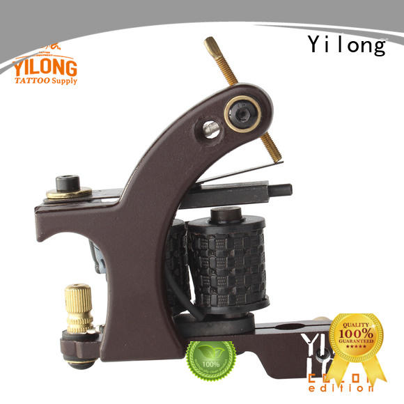 Yilong Wholesale real tattoo machine manufacturers for tattoo