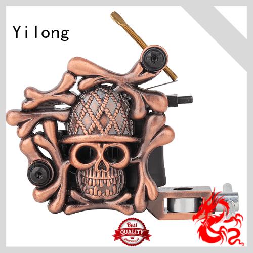 Custom china tattoo machine embossment for business for tattoo