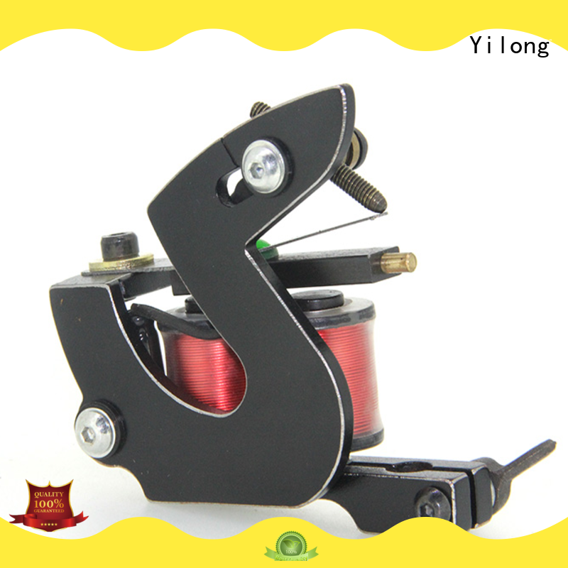 Yilong Best rotary vs coil tattoo machine manufacturers for tattoo