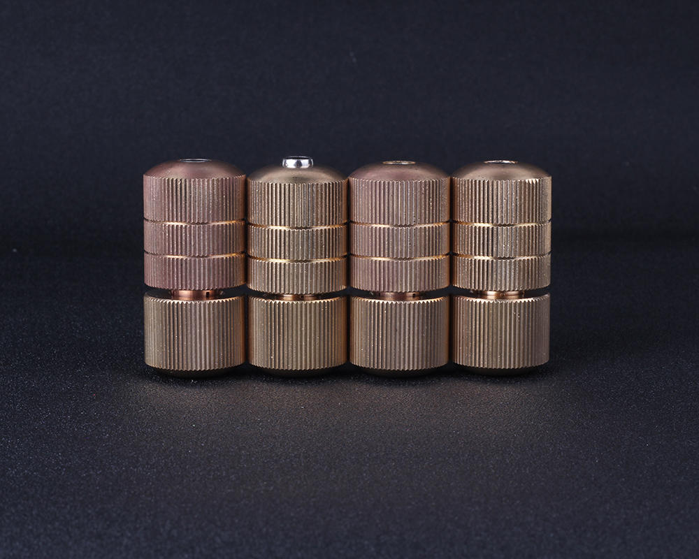 Yilong Pure copper Stainless Tattoo Grip