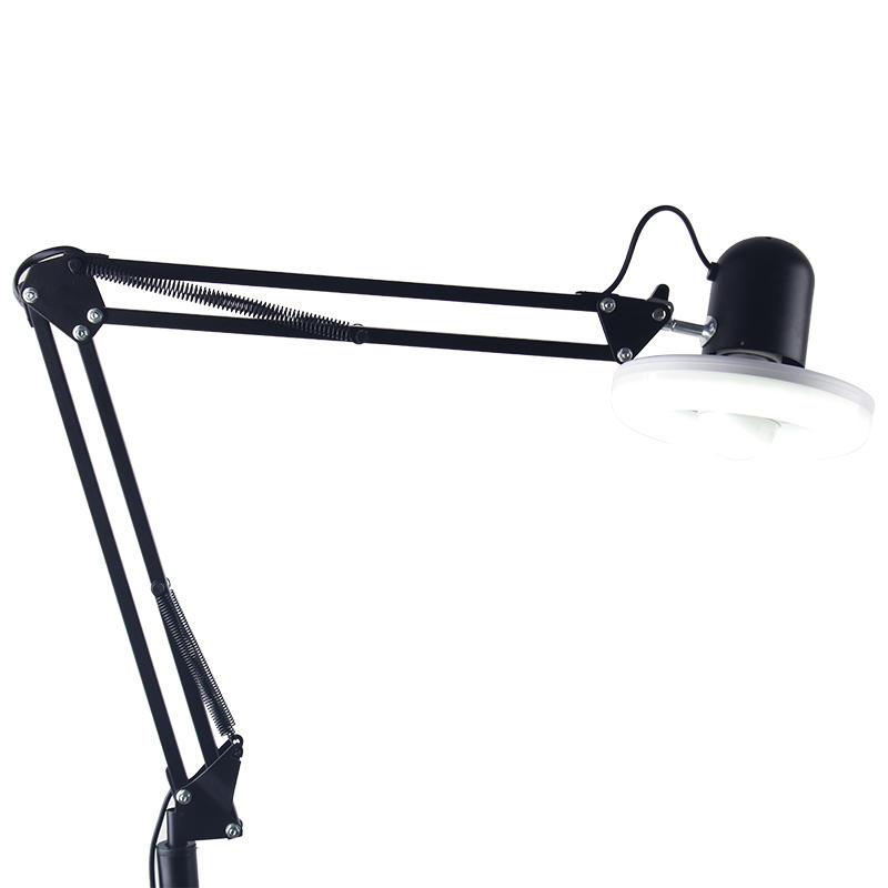 Yilong Tattoo Adjustable Floor Lamp
