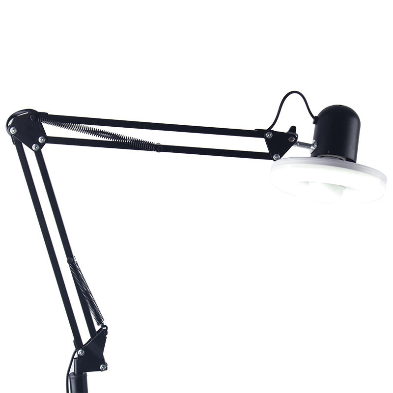 Yilong Tattoo Adjustable Floor Lamp