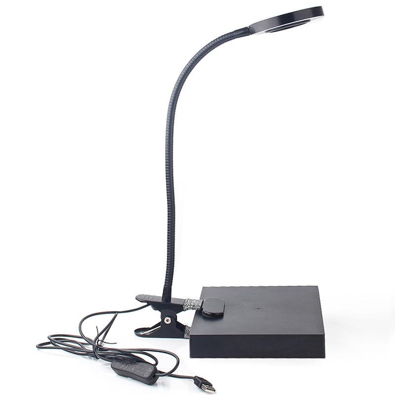 Yilong Tattoo Adjustable Floor USB Lamp