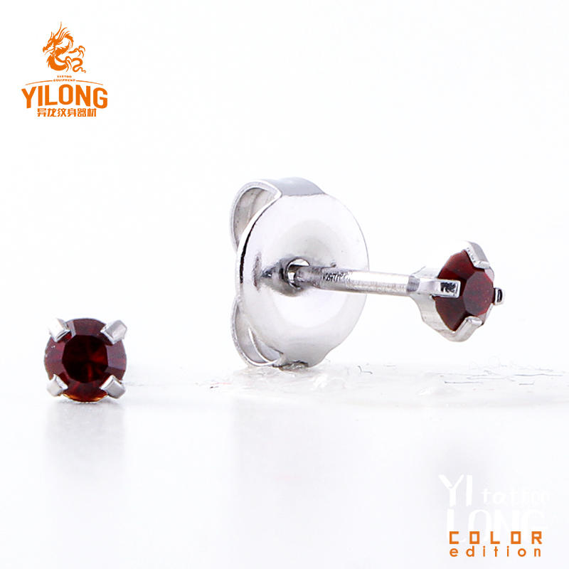 2019 New Arrival Stud earring 3mm