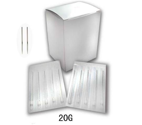 Yilong 20G Piercing Needles 316L Ring open plier Tattoo Piercing Tool