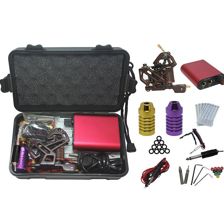 Tattoo Equipment /Supplies Professional Tattoo Set Kits