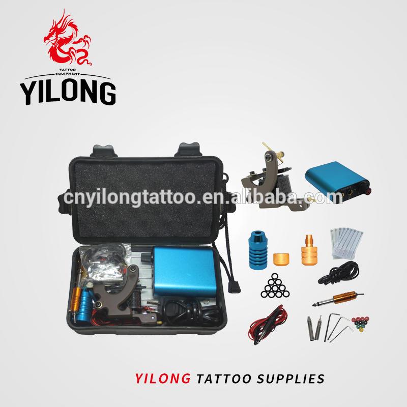 Yilong Mini Tattoo Kit Tattoo Machine with Power Supply