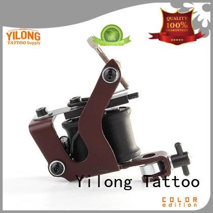 Custom handmade coil tattoo machine impact manufacturers for tattoo