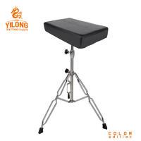 YilongProfessional Essential Stainless Steel Tattoo ChairComfortable Tattoo Ajustable tattoo armrest