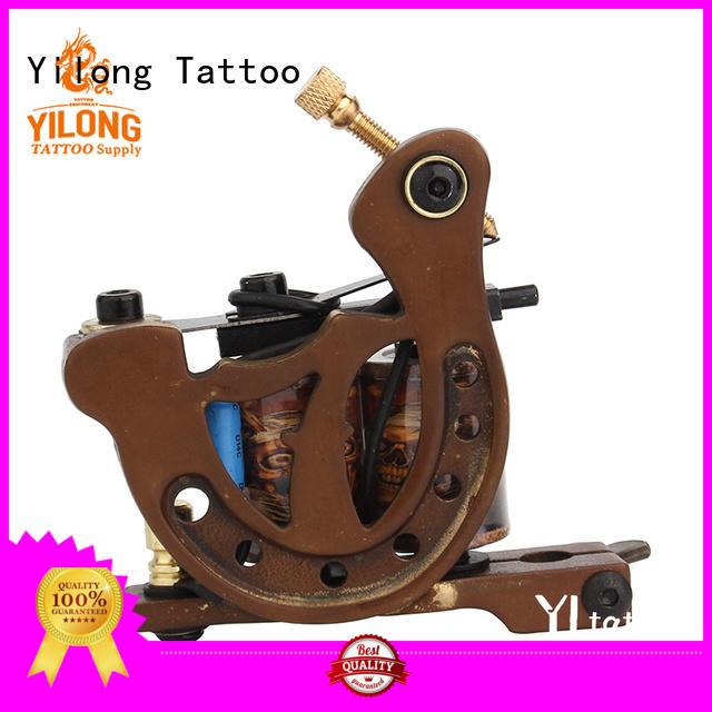 Custom latest tattoo machine plated company for tattoo machine