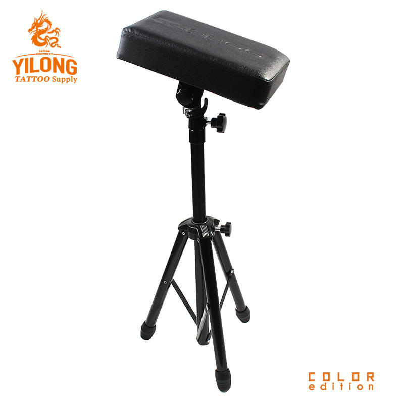 YilongProfessional Essential Stainless Steel Tattoo ChairComfortable Tattoo Ajustable tattoo armrest