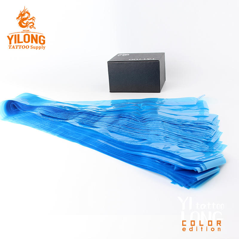 Yilong Disposable ClipcordBarrierTattoo Clip Cord Cover Bag Clean Barrier Supply Wholesale Tattoo Defenfend Covers Sleeves