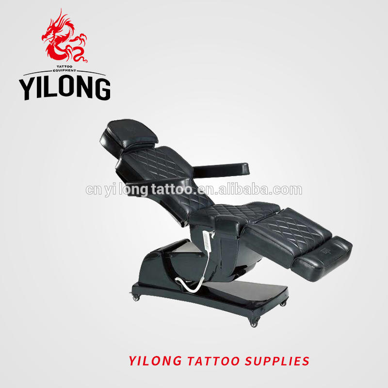 Hydraulic Facial Bed Spa Salon Table Portable Tattoo Chair for full body Tattoo Chair