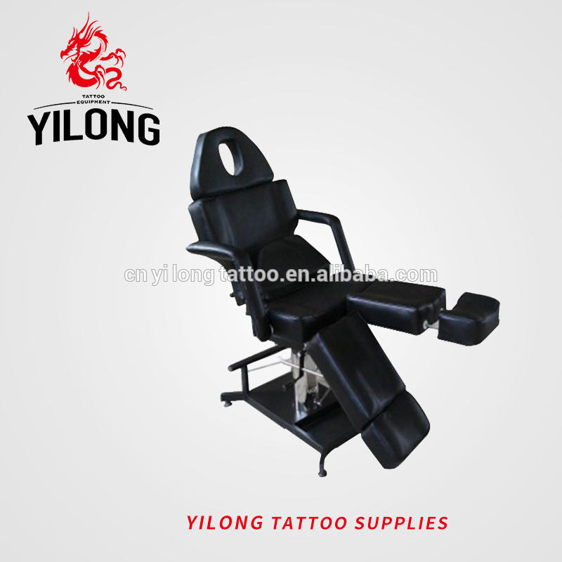 Yilong Professional Tattoo chairComfortable Tattoo Spa Chair