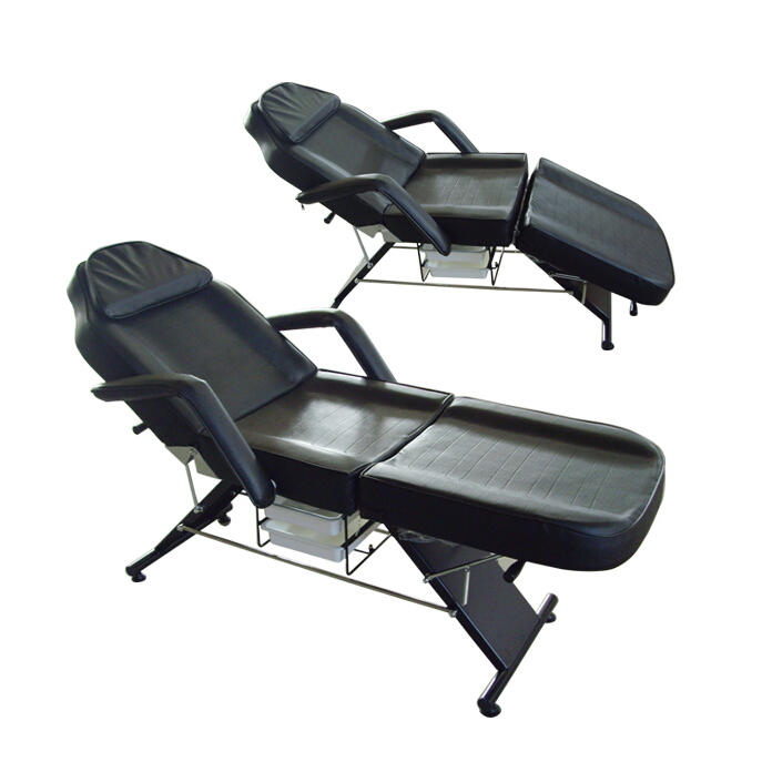 Yilong Professional Foldable Tattoo Chair Tattoo Bed