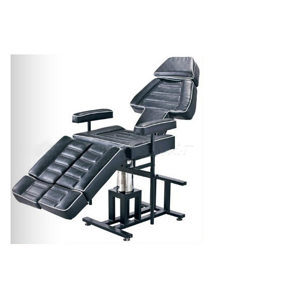 Yilong popular hydraulic electric facial bed spa table tattoo salon chair for sale Tattoo chair