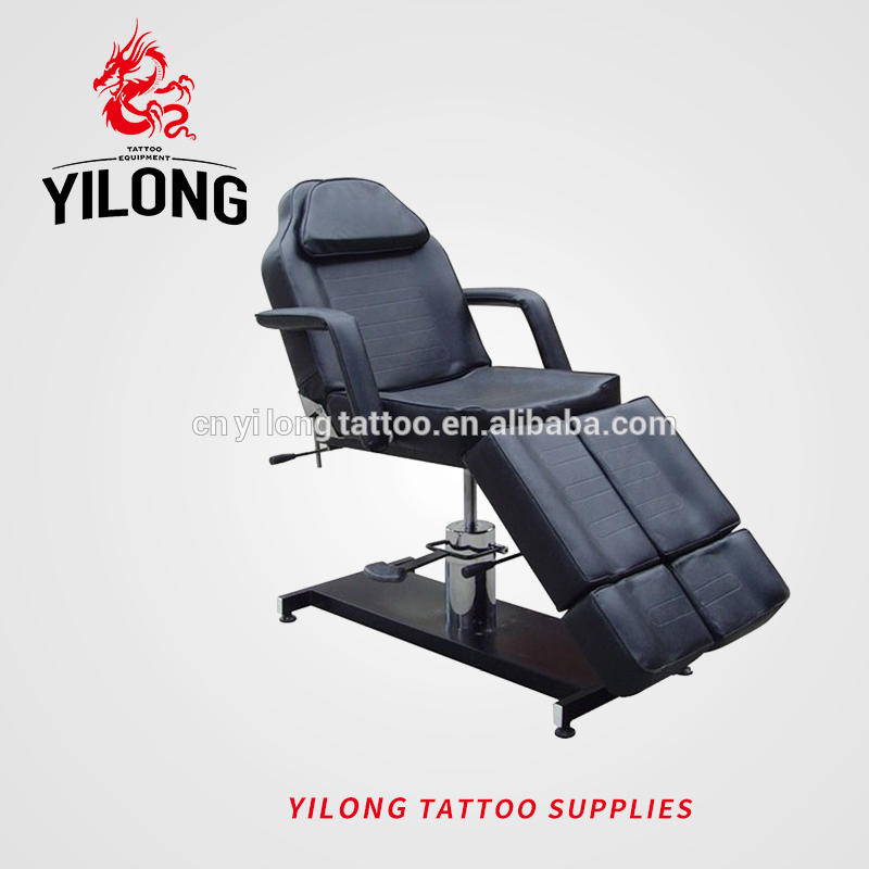 Yilong Professional Tattoo Chair manufacturer high quality tattoo bed,adjustable tattoo chair,makeup beauty massage