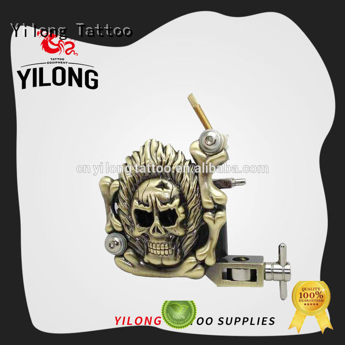 Yilong kit high quality tattoo machine manufacturers for tattoo