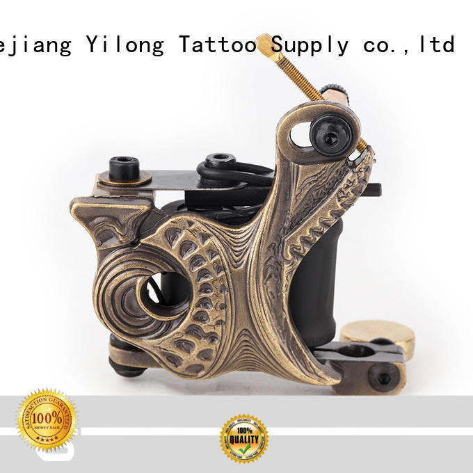 Yilong Best coil tattoo machine for business for tattoo machine